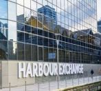 Harbour Exchange Square exterior two