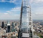 The Shard exterior two